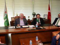 Bursaspor Başkan adayı Mestan'dan açıklamalar