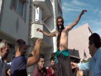 Bursa'da damada Çin işkencesi