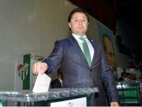Bursaspor'da başkanlık seçimi