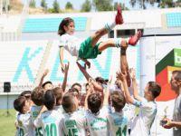 Uludağ Cup 2019'da şampiyon Bursaspor
