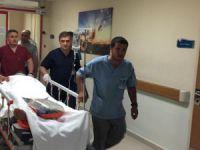 Bursa'da arkadaşına kurşun yağdırdı