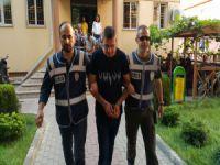 Bursa'da uyuşturucu ile yakalandı