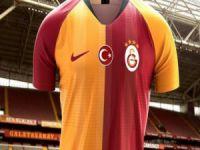 Galatasaray'ın yeni forması