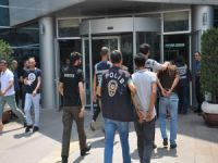 Bursa'da gözaltına alınanlar adliyeye sevk edildi