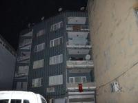 Bursa'da 12 yaşındaki çocuk 4.kattan düştü