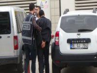 Bursa'da 35 kişi tutuklandı