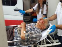 Bursa'da kanlı kavga!