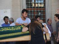 Bursa'da oğlunu öldüren baba hakim karşısında
