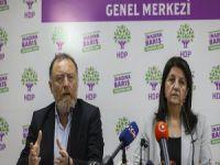 HDP'den Öcalan'ın mektubuna ilişkin açıklama