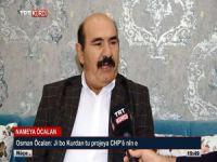 TRT Öcalan'ın kardeşi ile röportaj yaptı