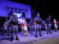 İnegöl'de folklor rüzgârı