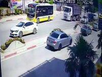 Bursa'da yaşlı adam ölümden döndü