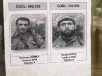 Asker bu PKK'lıları arıyor!