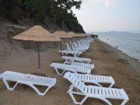 Bursa'da kadınlar plajı yenilendi