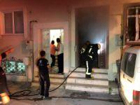 Bursa'da doğal gaz patlaması