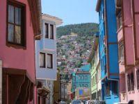 Bursa'da 2400 yıllık sokaklar yenilendi