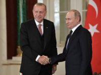 Erdoğan ile Putin görüşmesinin detayları belli oldu