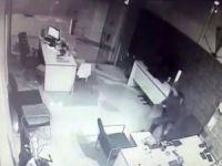 Bursa'da 'düşünceli' hırsız!
