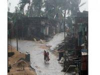 Hindistan'da fırtına