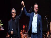 İmamoğlu Livaneli konserinde