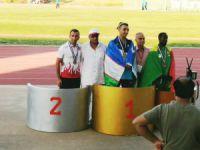 Nilüferli atletler 3 madalya kazandı