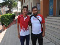 İnegöllü atlet Türkiye'yi temsil edecek