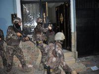 Bursa'da dev uyuşturucu operasyonu