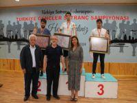 Bursa'dan satrançta büyük başarı!