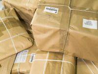 Posta paketinden canlı akrep çıktı