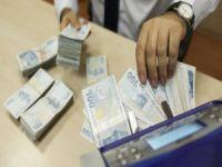 Toplam kredi hacmi azaldı