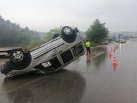 Bursa'da düğün dönüşü feci kaza!