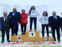 Büyükşehirli kanocular 'Türkiye Şampiyonu'