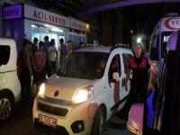 Bursa'da damat dehşet saçtı!