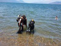 İznik Gölü'ndeki ihbardan bakın ne çıktı