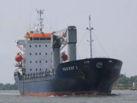 Korsanlar Türk gemisine saldırdı