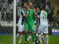 Bursaspor'a 3 milyon lira kazandırdı