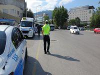 Bursa'da minibüslere ceza yağdı!