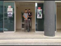 Bursa'da yakalandı!