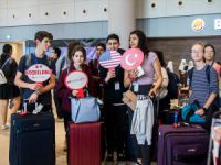 Amerikalı öğrenciler Bursa'ya geldi