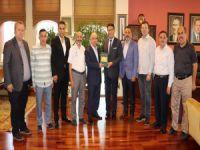 MÜSİAD'dan Başkan Dündar'a ziyaret