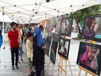Bursa'da Srebrenitsa sergisine yoğun ilgi