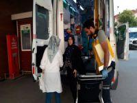 Bursa'da aynı yerde yine kaza!