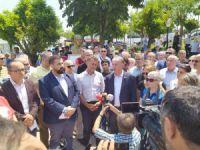 Bursa'da CHP ve Balkan Göçmenleri'nden sert açıklama