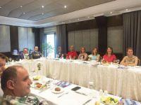Rotary internet gazetecilerini ağırladı