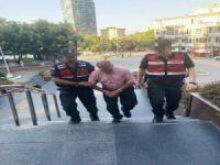 Bursa'da camide hırsızlık!