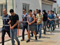Adana merkezli 20 ilde operasyon