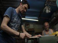 Bursa'da gemilerin minyatürünü yapıyorlar