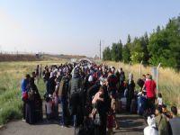 26 Bin Suriyeli ülkesine döndü!