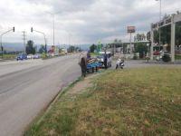 Bursa'da at arabalı hırsızlar yakalandı