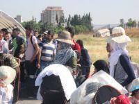 33 bin Suriyeli ülkesine döndü!
